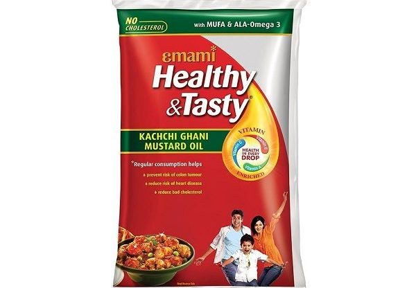 Emami Healthy & Testy Mustard Oil