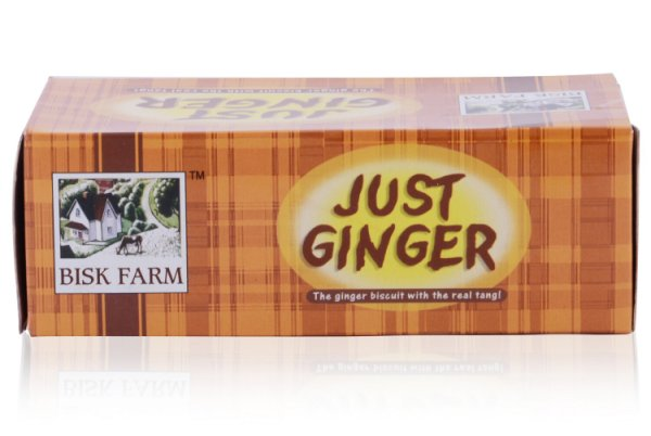 Biskfirm Just Ginger Biscuite
