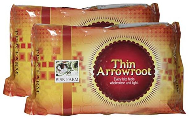 Biskfirm Thin Arrowroot