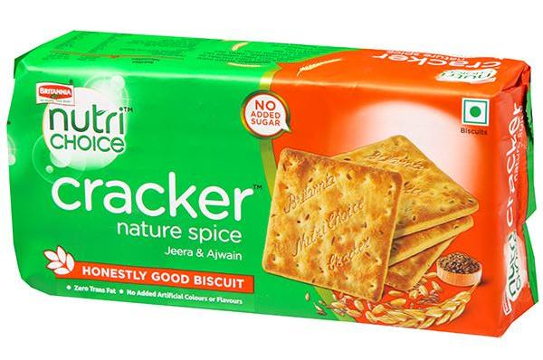 Nutrichoice Cream Cracker