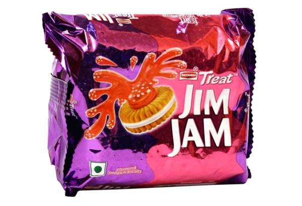 Treat Jim-Jam Biscuite