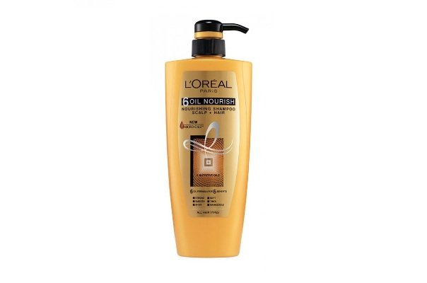Loreal 6Oil Nrshing Shampo
