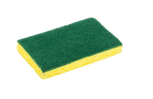 Scotch Brite Pad with Spong